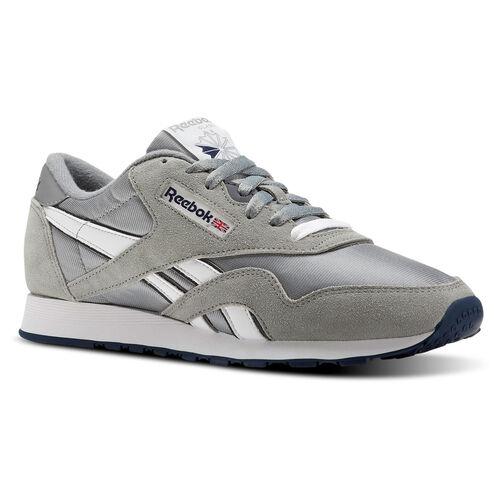 Reebok Classic Nylon Mens Casual Shoe