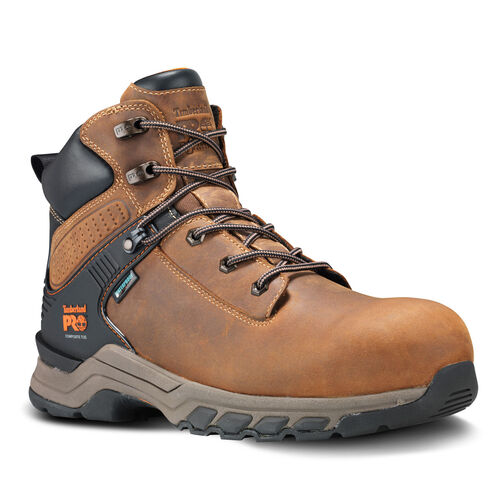 Timberland Pro Hypercharge 6 Inch Composite Toe Mens Waterproof Boot