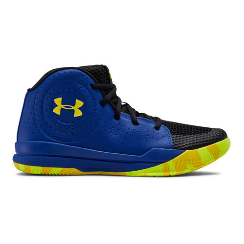 Under Armour Jet 2019 Big Kid Basketball Shoe